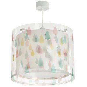 Rain Color εφηβικό φωτιστικό οροφής