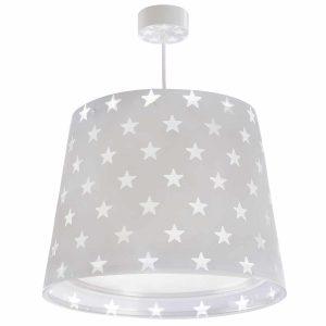 stars gray φωτιστικό οροφής