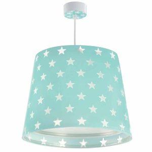 stars green φωτιστικό οροφής