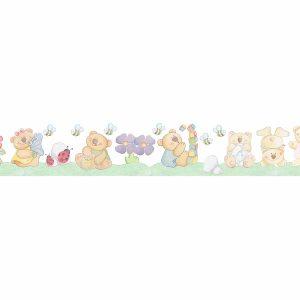 Bear Brothers μπορντούρα τοίχου