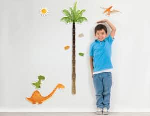 Dinosaurs υψομετρητής αφρώδης L