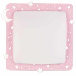 Pink Moon πλαφονιέρα
