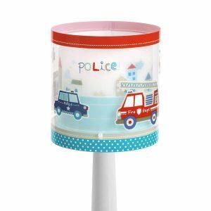Police φωτιστικό κομοδίνου
