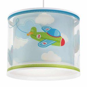 Baby Planes φωτιστικό οροφής διπλού τοιχώματος