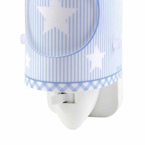 Sweet Dreams Blue φωτιστικό νύκτας πρίζας LED