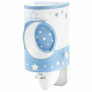 Blue Moon φωτιστικό νύκτας πρίζας LED