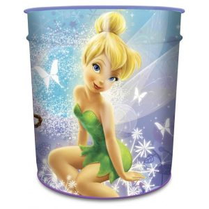 Fairies Disney καλάθι άχρηστων μεταλλικό