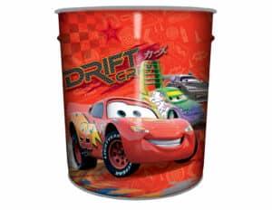 Cars Disney κάδος άχρηστων
