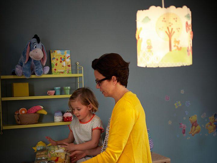 Τι είδους φωτιστικό να διαλέξω για το παιδικό δωμάτιο ?
