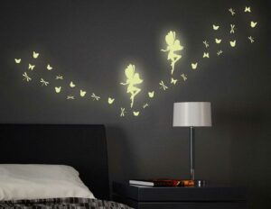 Fairy Glow φωσφορίζοντα τοίχου M