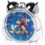 Donald & Daisy ρολόι ξυπνητήρι