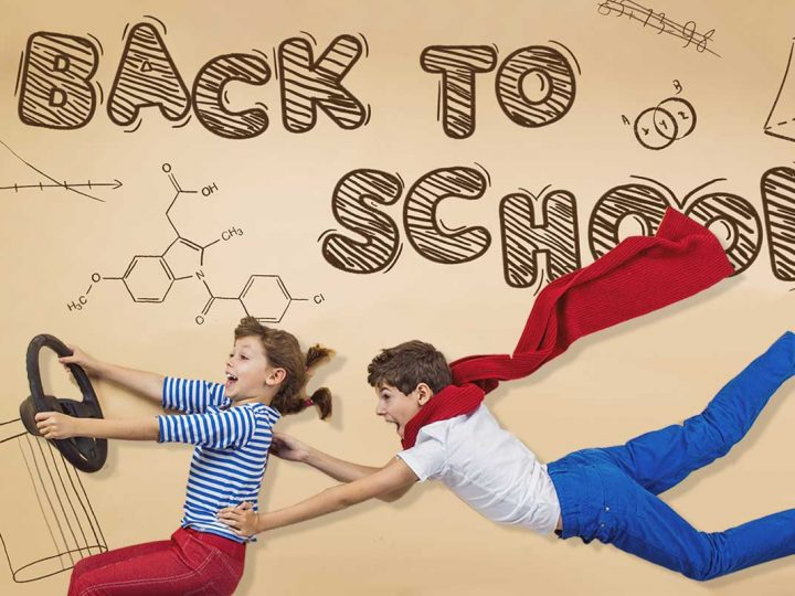 Back to school 2017 με την ango