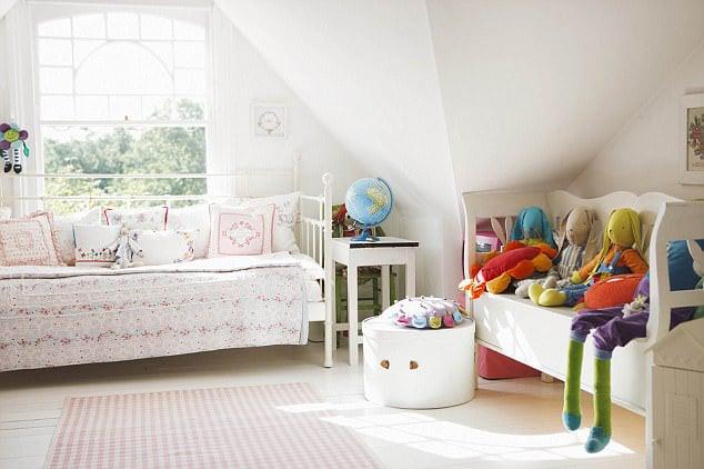 Σύγχρονες τάσεις στη διακόσμηση του παιδικού δωματίου