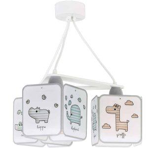 Baby Zoo κρεμαστό τρίφωτο οροφής