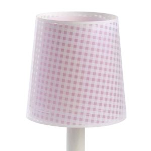Vichy Pink κομοδίνου φωτιστικό