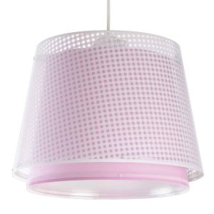 Vichy Pink κρεμαστό οροφής