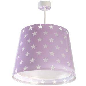 Stars Purple κρεμαστό οροφής