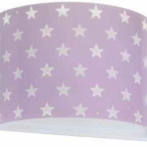 Stars Purple απλίκα τοίχου