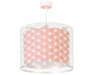 Dots Pink κρεμαστό φωτιστικό