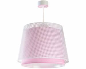 Vichy Pink παιδικό φωτιστικό οροφής