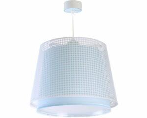 Vichy Blue παιδικό φωτιστικό οροφής