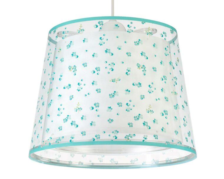 81172 H DREAM FLOWERS GREEN κρεμαστό οροφής διπλό τοίχωμα