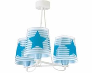 Light Feeling Blue κρεμαστό τρίφωτο οροφής
