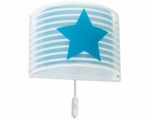 Light Feeling Blue απλίκα τοίχου διπλού τοιχώματος