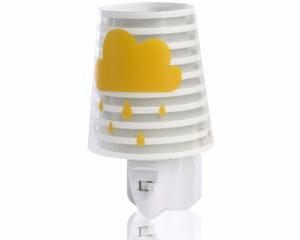 Light Feeling Gray παιδικό φωτιστικό νύκτας πρίζας LED