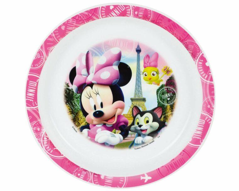 Minnie Disney πιάτο