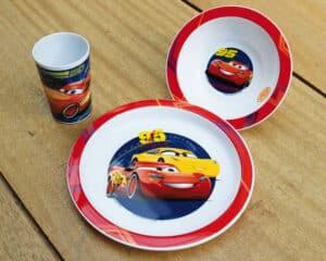 Cars σερβίτσιο φαγητού