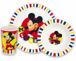 Mickey σερβίτσιο φαγητού